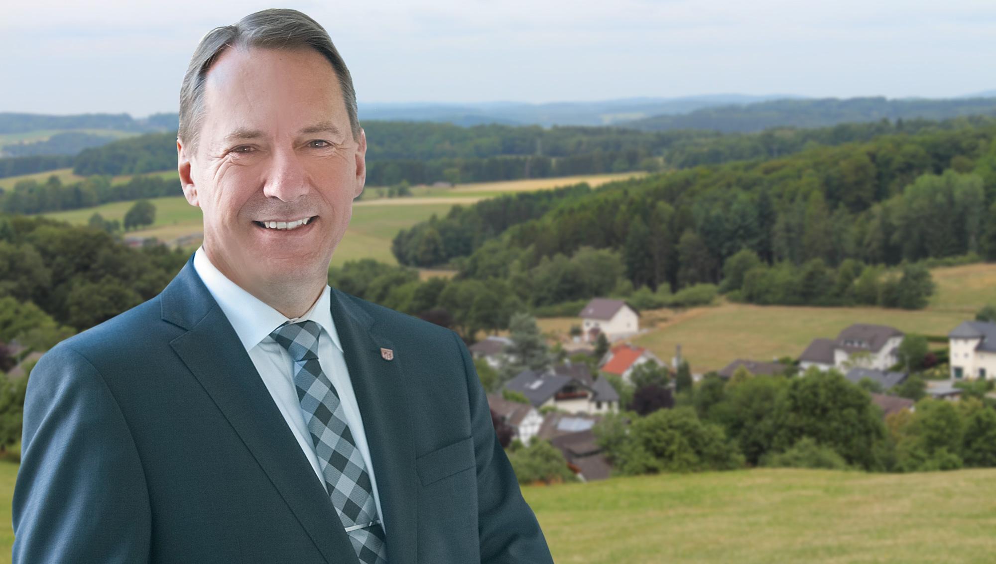 Jochen Hagt – Landrat für Oberberg